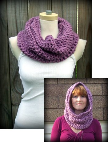 Beginner Crochet Patterns Cowl : 7 Easy Beginner Crochet Bags and Accessories Patterns ...