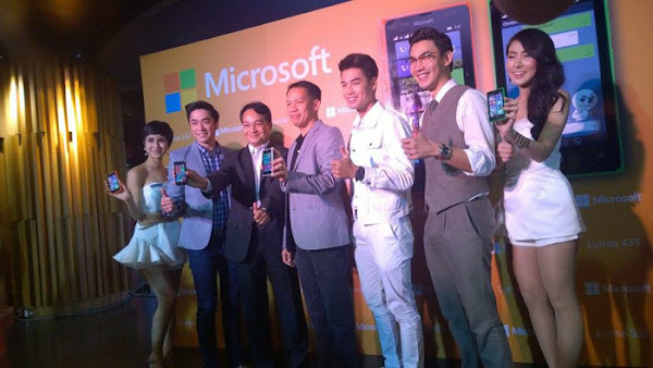 Lumia 435 and Lumia 532