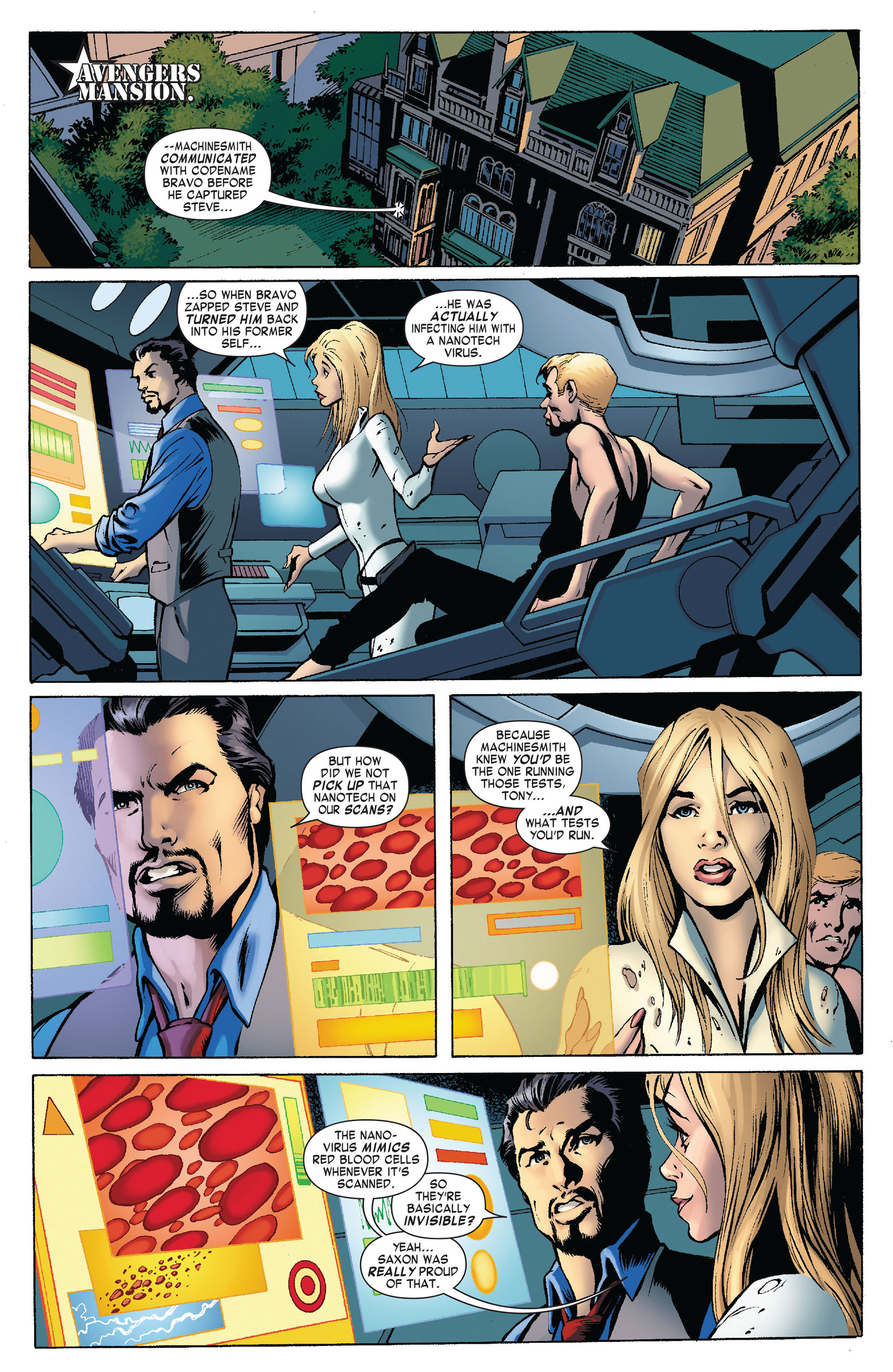 Captain America (2011) Issue #10 #10 - English 3