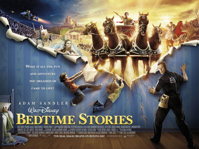 Intelliblog movie monday bedtime stories for Bed stories online