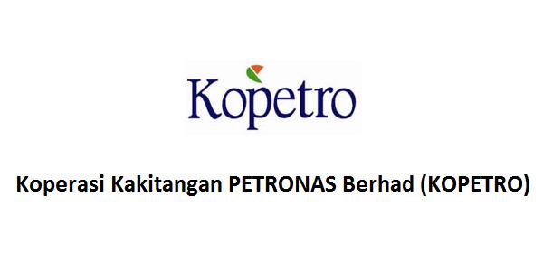 Jawatan Kerja Kosong Koperasi Kakitangan PETRONAS Berhad (KOPETRO) logo www.ohjob.info april 2015