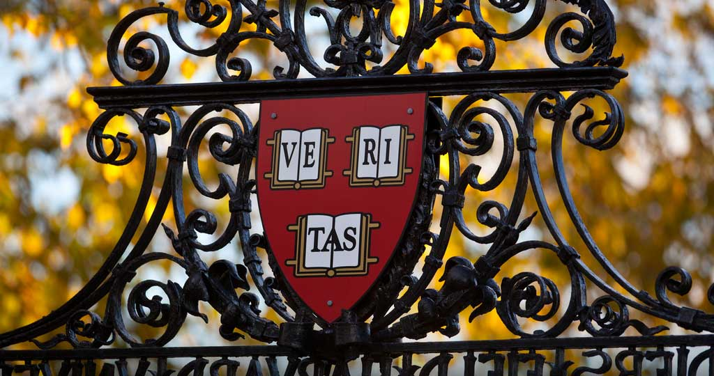 Universidade de harvard cursos