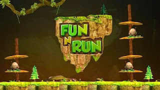 Screenshots of the Fun n run 3D for Android tablet, phone.