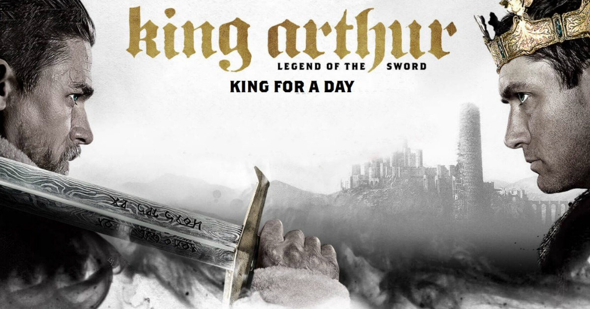 King Arthur: Legend of the Sword [Rei Artur: A Lenda da Espada]