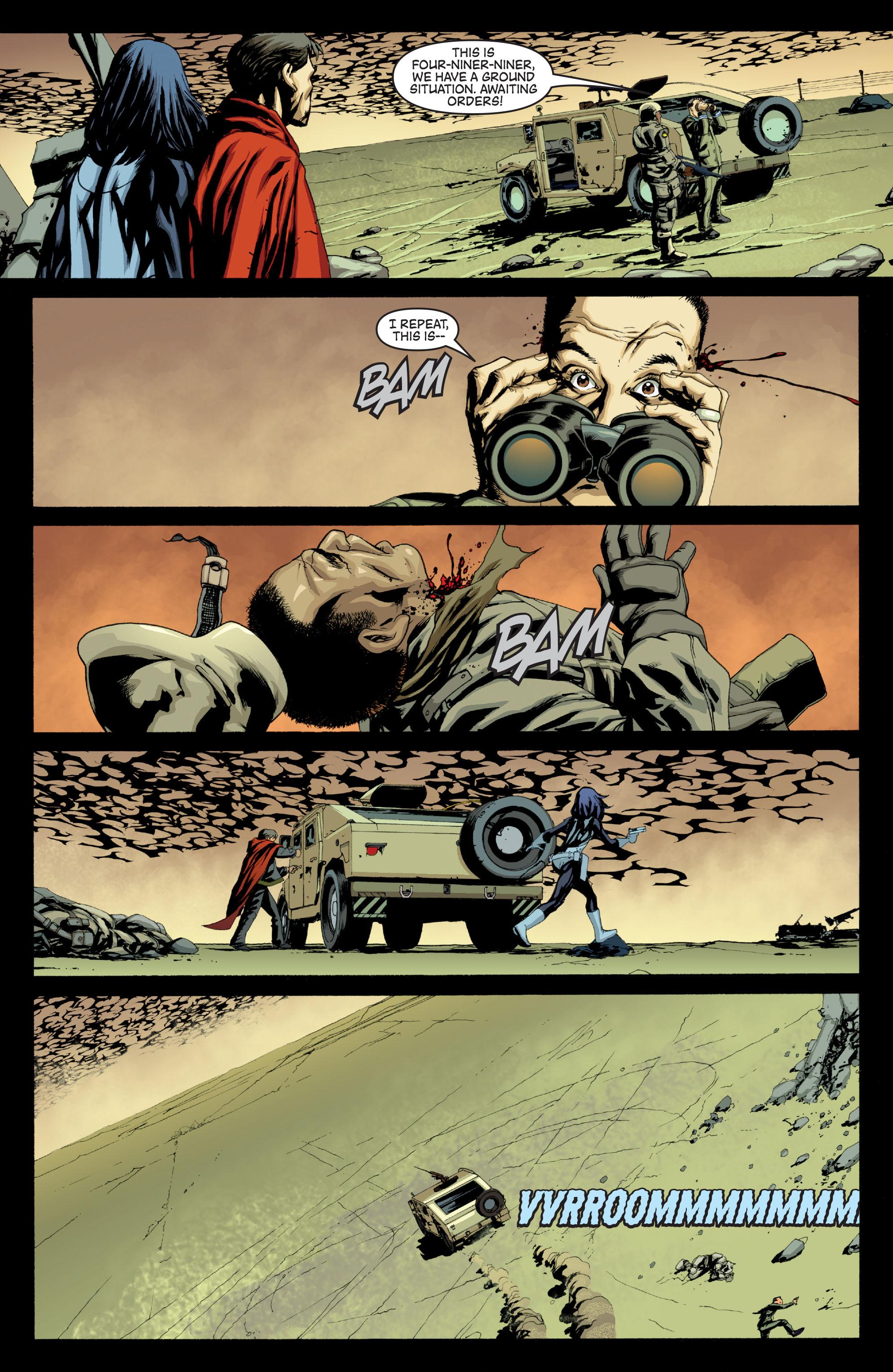 New Avengers (2005) chap 64 pic 18