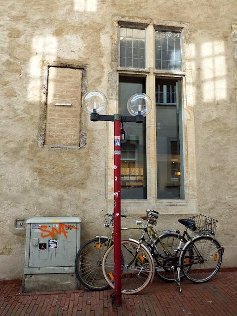 Osnabrück Altstadt Radtour Kultur Steinwerk