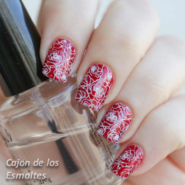 stamping ruby pumps Moyou London - Tourist collection 21