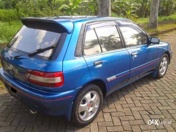 Gambar Update Spesifikasi Harga Toyota Starlet Type Xl Se ...