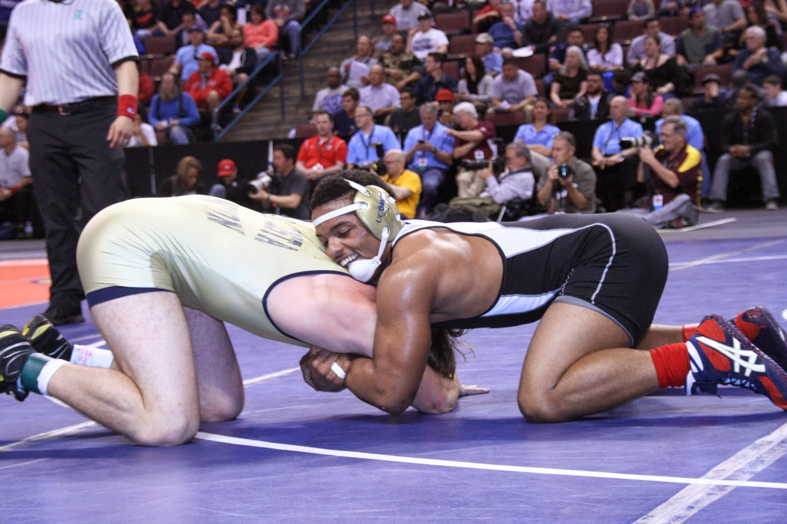 Banks Finishes Fifth At State Wrestling