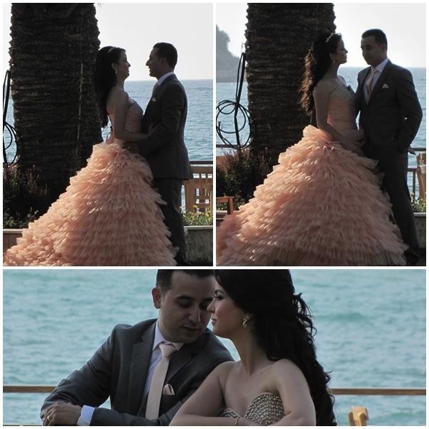 Ślub tureckiej Jasmine