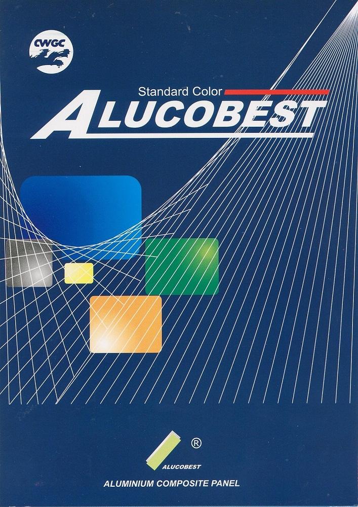 Aluminium Composite Panel : ALUCOBEST