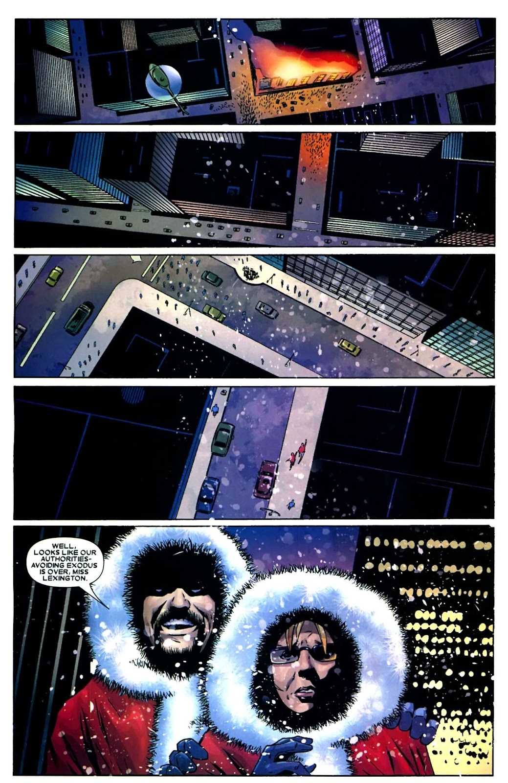 Read online Wolverine (2003) comic -  Issue #49 - 28