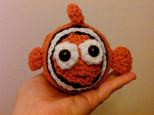 Free Crochet Disney Amigurumi Patterns : 2000 Free Amigurumi Patterns: Free Kawaii Clownfish ...