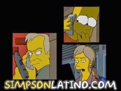 Los Simpson 18x21