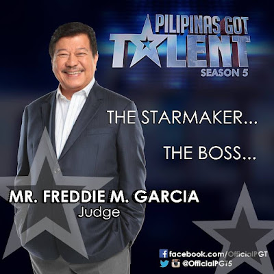 FMG PGT Season 5 judge