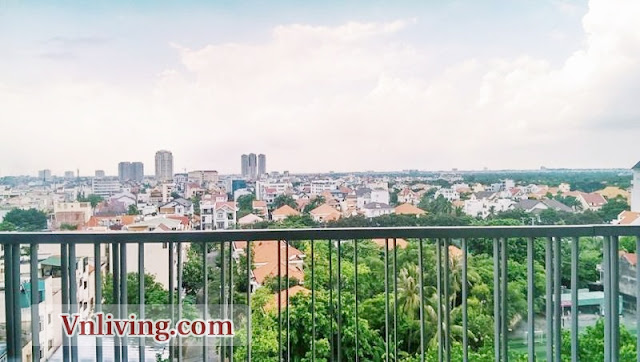 For lease apartment in Quoc Huong St , District 2 for furnished