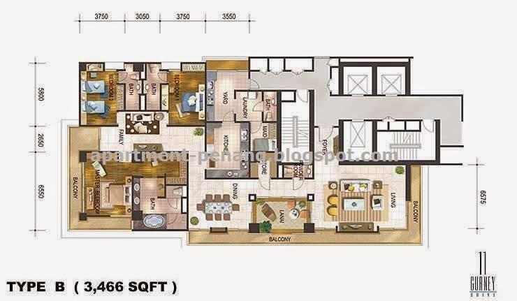 11 Gurney Drive Apartment Penang Com