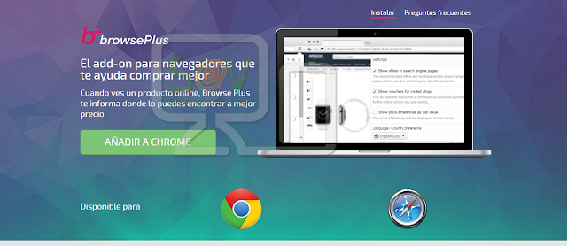 Browser Plus