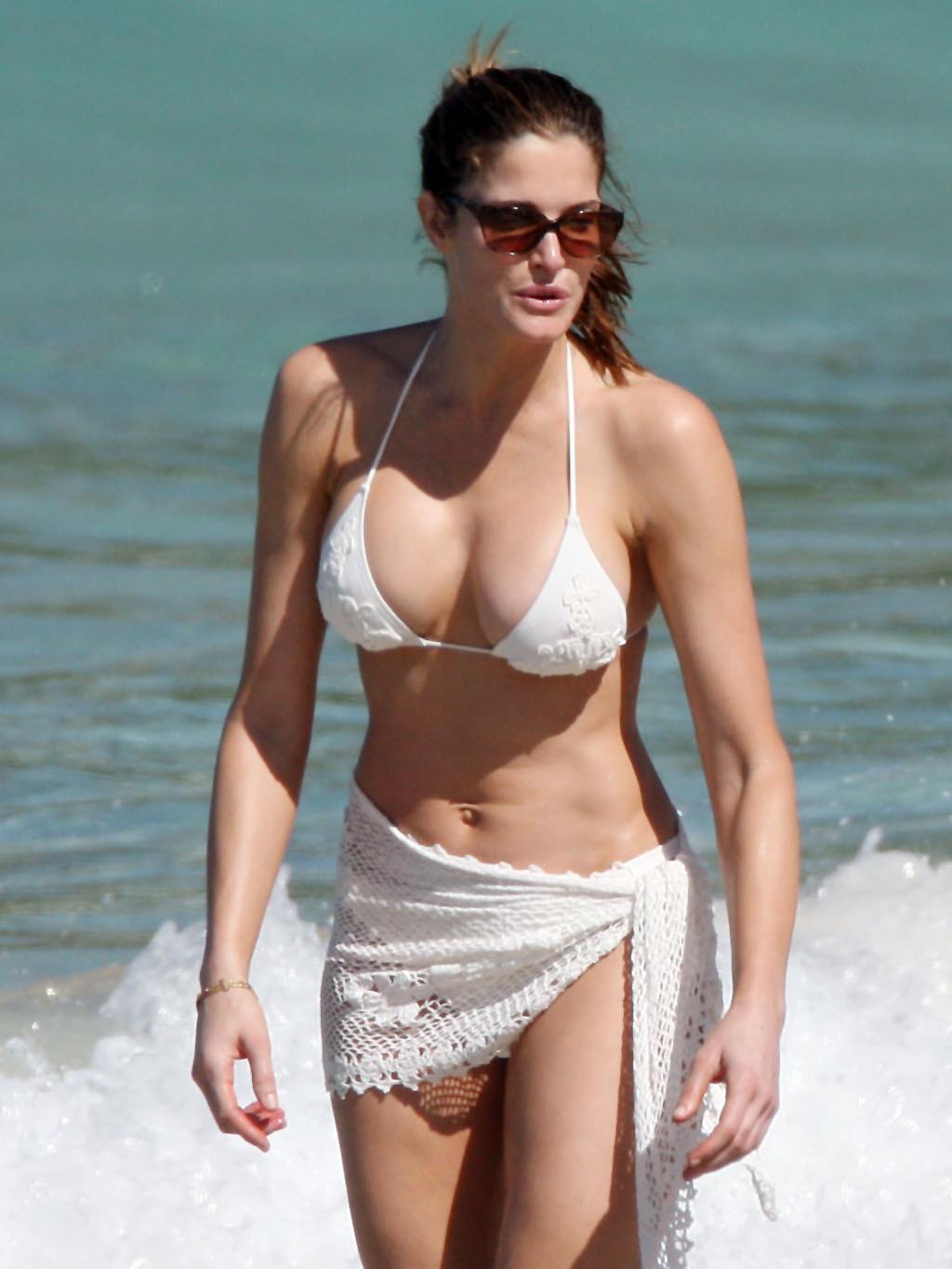 4262 stephanie seymour bikini 1 01 Bbw Lover; Hq Bbw Porn