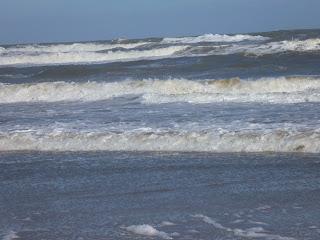 Agua de la playa de Barra del Chuy - Uruguay. Barra del Chuy. Balnearios de Rocha. Balnearios del Este