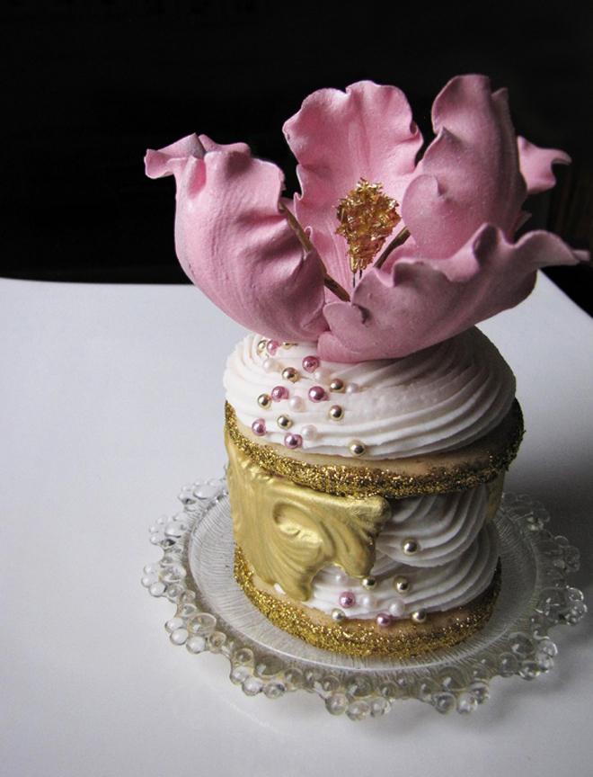 Wedding Trends Mini Cakes