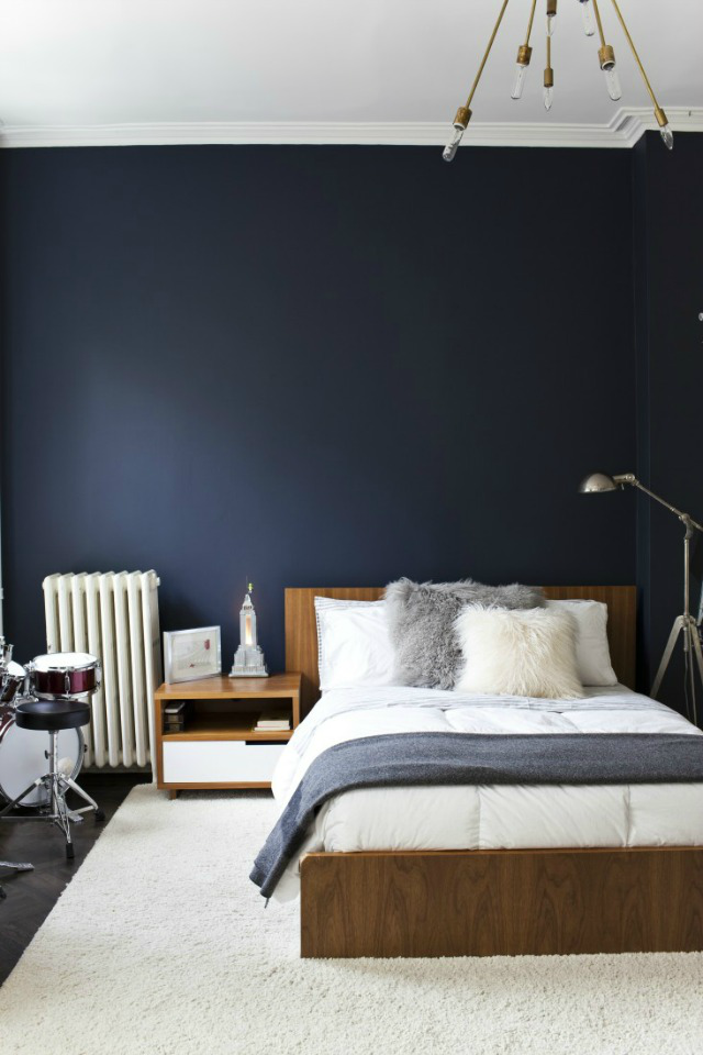 dormitorios color azul 25 best ideas about navy bedrooms on pinterest navy