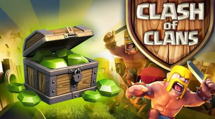 Trik Attack Dan Cara Menambah GOLD dan ELIXIR Clash Of Clans Dengan Cepat