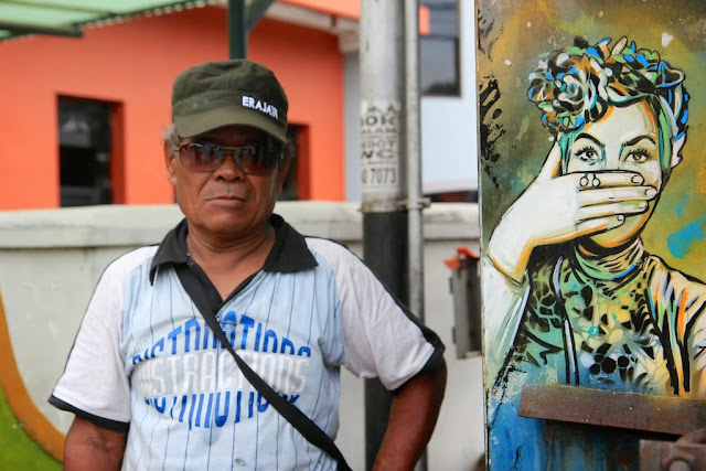 A 3 Week Trip in 3 Cities: Singapore, Yogyakarta, and Ho Chi Minh, searching for urban art and underground culture in Southeast Asia with Italian Street Artist Alice. 10