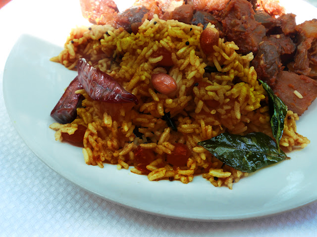 Tamarind Rice- the Sweet, the Sour, the Crunchy, the Irresistible