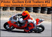 Piloto Guillem Erill #52