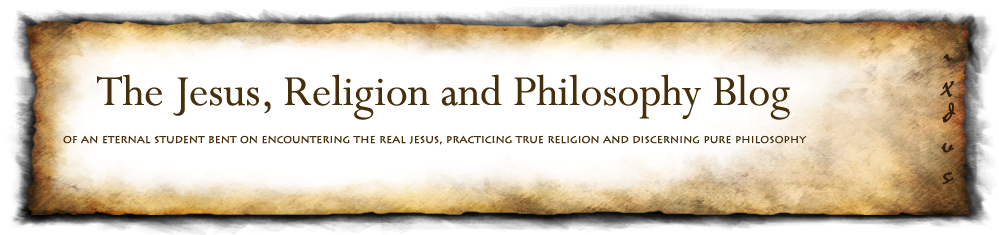 The Jesus, Religion and Philosophy Blog