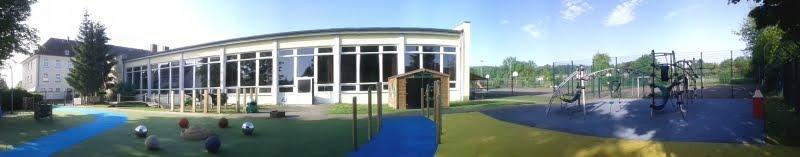 Bielefeld School's Playgrounds