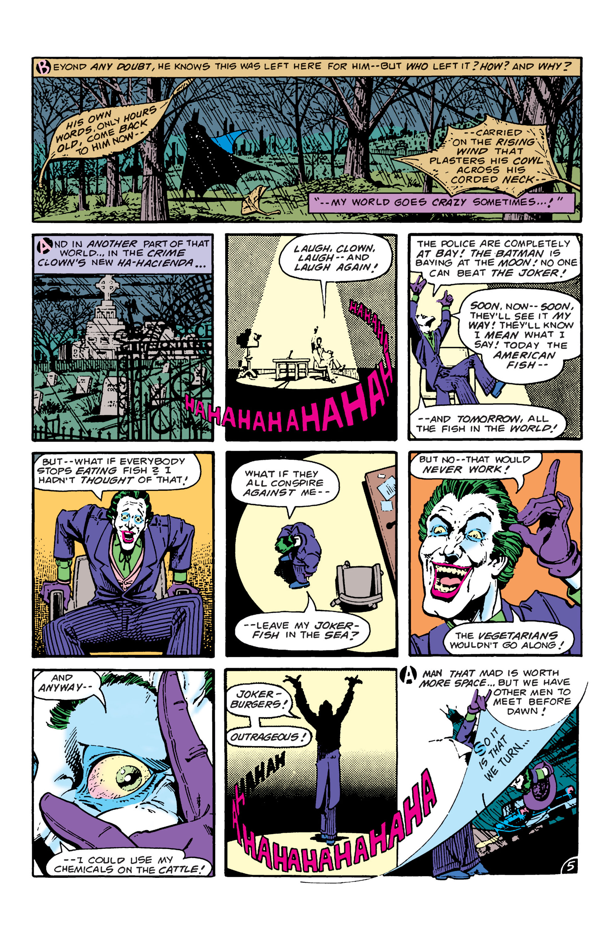 Detective Comics (1937) Issue #476 Page 6