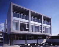 Foto de fachada de casa moderna color gris