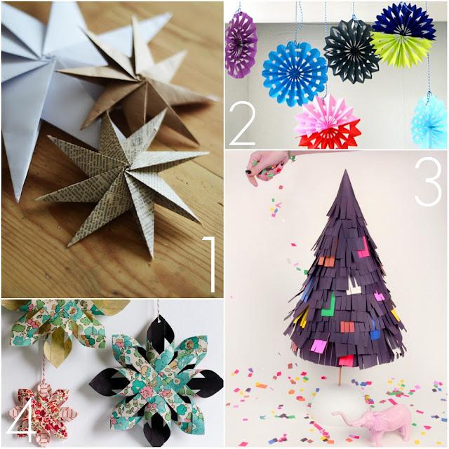Omiyage Blogs Diy Holiday Decorations