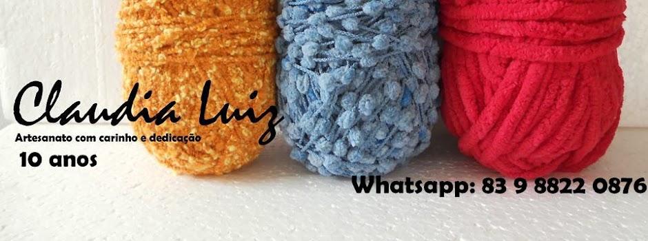 Claudia Luiz - artesanato para bebê e casamento