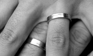 hands hold wedding ring marriage realtionship - A Coming Out Lesson For All Of Us !!!