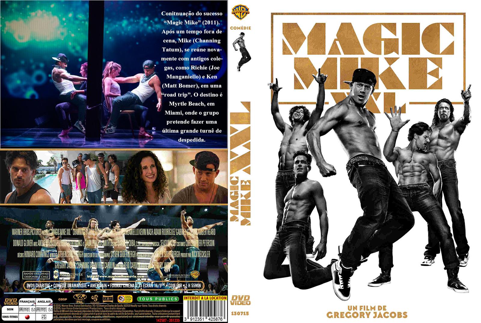 Download Magic Mike XXL BDRip XviD Dual Áudio Magic 2BMike 2BXXL 2B  2BCapa 2BFilme 2BDVD