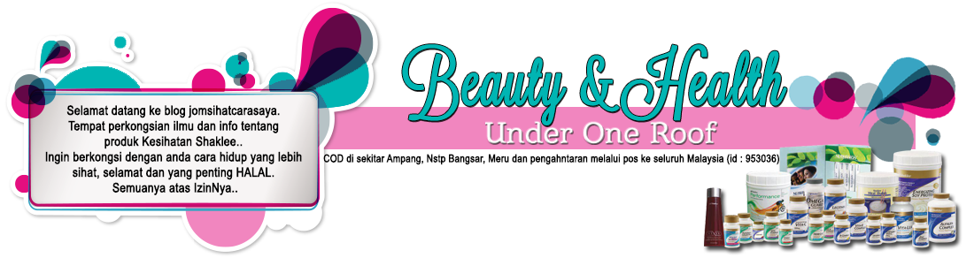 Beauty & Health Under One Roof