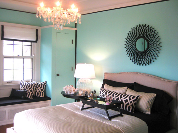 need a little tiffany blue in your life i love how they mixed it with