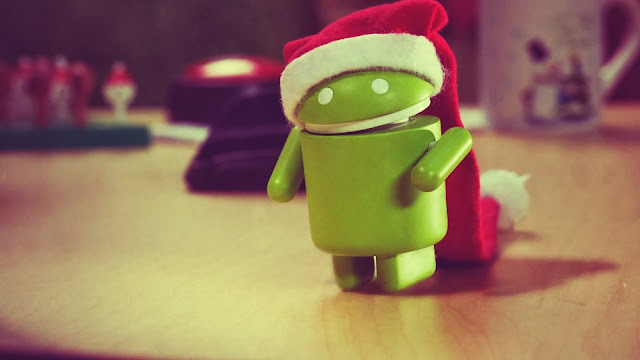 Android Wallpaper New Year 2014