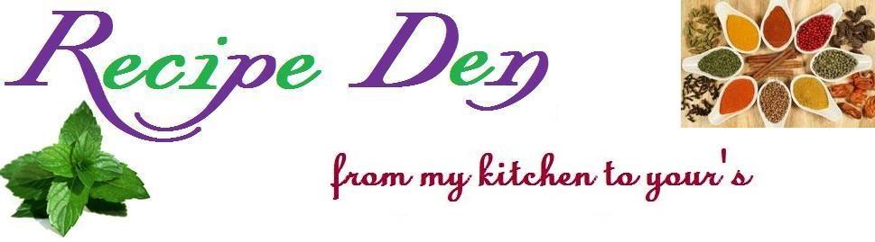 Recipe Den