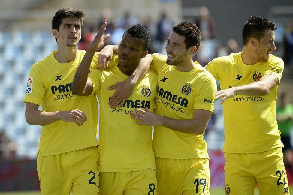 Villarreal Liga 2015