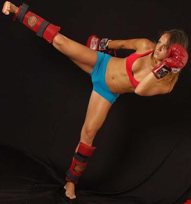 "Carina ""Barbie"" Damm - MMA Women"
