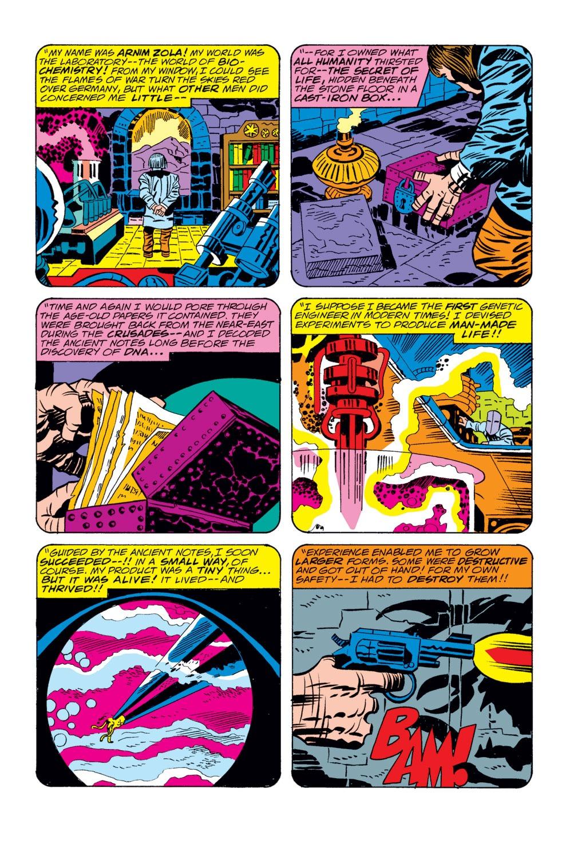Captain America (1968) Issue #209 #123 - English 11