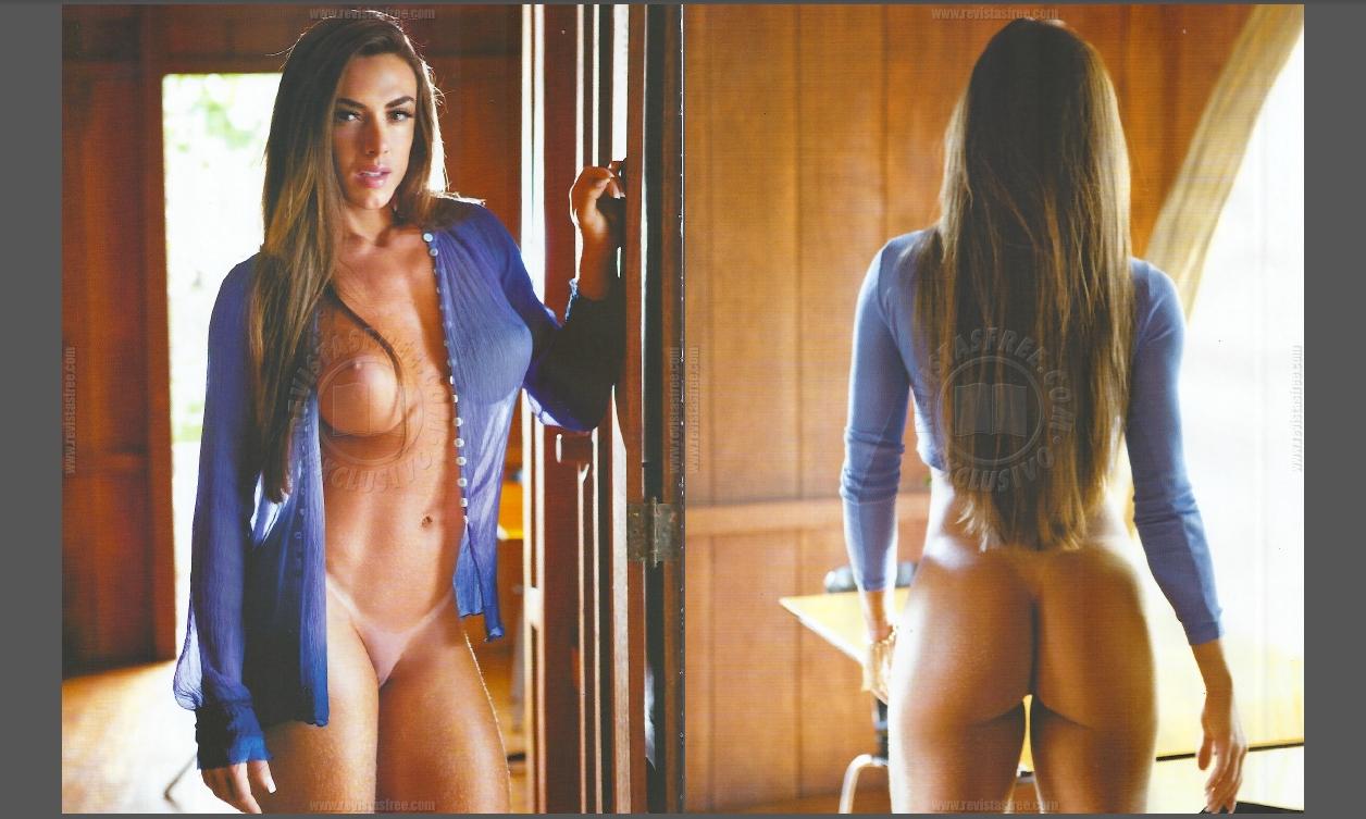Fotos De Nicole Bahls Pelada Na Playboy