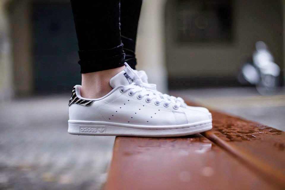 adidas stan smith dames zebra