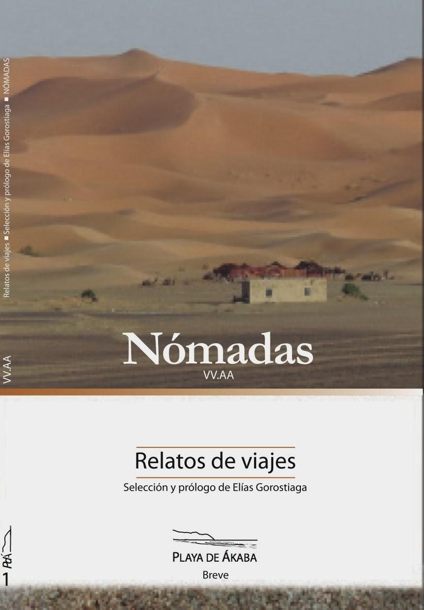 """""""Nómadas"""" (VV.AA.; Ed. Playa de Ákaba)"""
