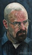 Are we sick of painting Walter White yet? No. 24x14in