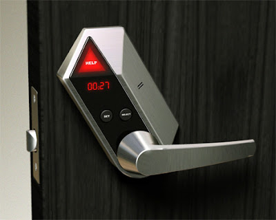 Creative Door Locks and Cool Door Lock Designs (25) 1